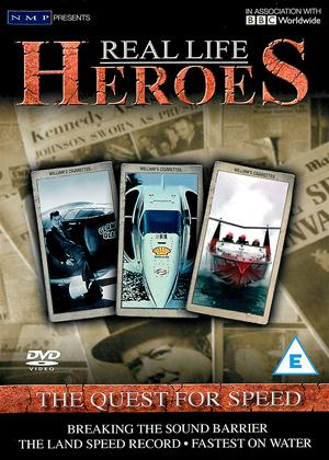 Rent Real Life Heroes: The Quest for Speed Online DVD Rental