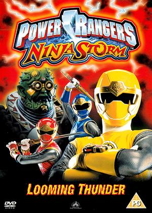Rent Power Rangers Ninja Storm: Looming Thunder Online DVD Rental