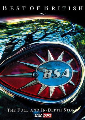 Best of British: BSA Online DVD Rental