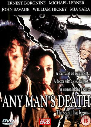 Any Man's Death Online DVD Rental