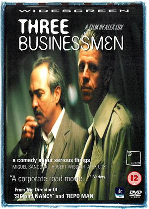 Three Businessmen Online DVD Rental