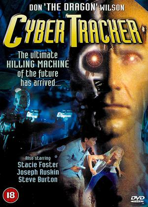 Rent Cyber Tracker Online DVD Rental
