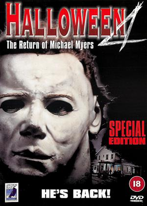 Rent Halloween 4: The Return of Michael Myers Online DVD Rental
