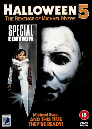 Rent Halloween 5 (aka Halloween 5: The Revenge of Michael Myers) Online DVD Rental