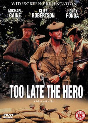 Too Late the Hero Online DVD Rental