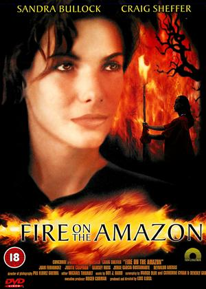 Fire on the Amazon Online DVD Rental