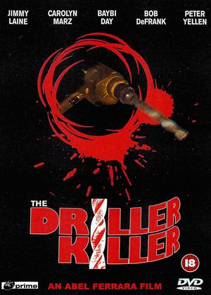 The Driller Killer Online DVD Rental