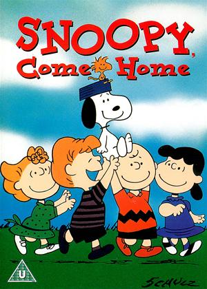 Snoopy Come Home Online DVD Rental