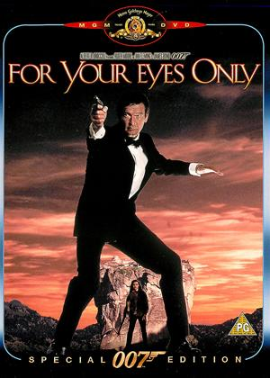 James Bond: For Your Eyes Only Online DVD Rental