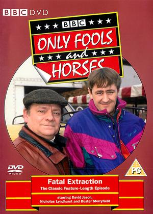 Rent Only Fools and Horses: Fatal Extraction Online DVD Rental