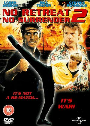 Rent No Retreat No Surrender 2: Raging Thunder Online DVD Rental