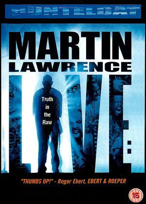 Martin Lawrence Live: Runteldat Online DVD Rental