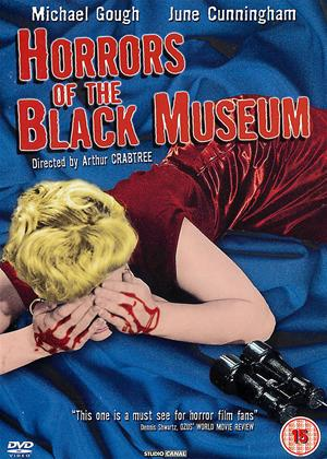 Horrors of the Black Museum Online DVD Rental