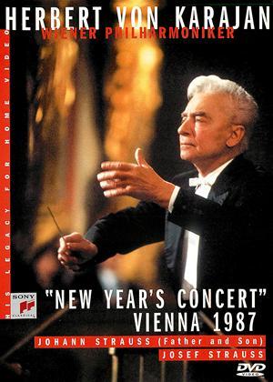 Rent New Year's Concert Vienna 1987 Online DVD Rental