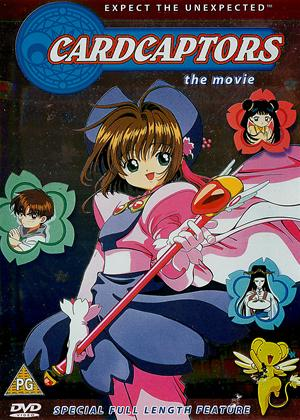 Cardcaptors: The Movie Online DVD Rental