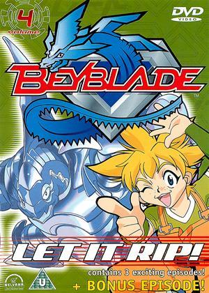 Beyblade: Vol.4 Online DVD Rental