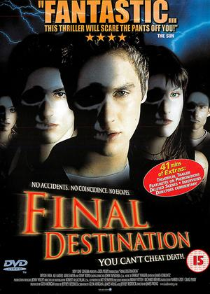 Final Destination Online DVD Rental