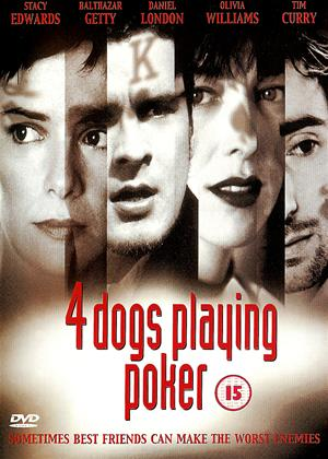 Four Dogs Playing Poker Online DVD Rental