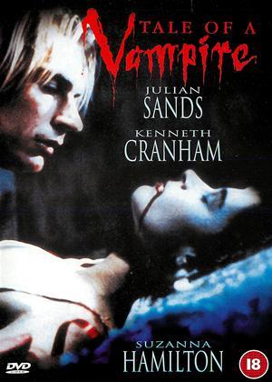 Rent Tale of a Vampire Online DVD Rental