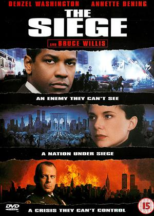Rent The Siege Online DVD Rental