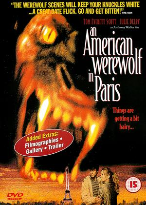Rent An American Werewolf in Paris Online DVD Rental