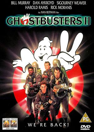 Rent Ghostbusters 2 Online DVD Rental
