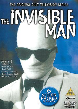 Rent The Invisible Man: Vol.2 Online DVD Rental