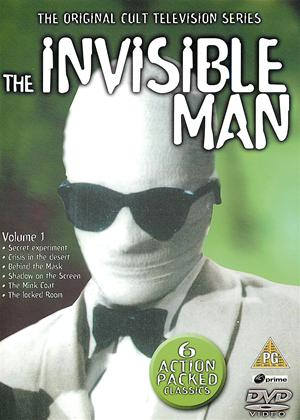 The Invisible Man: Vol.1 Online DVD Rental