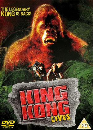 Rent King Kong Lives Online DVD Rental