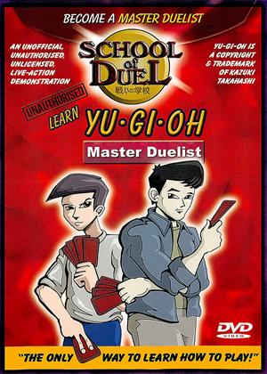 School of Duel: Learn Yu Gi Oh: Master Duelist Online DVD Rental