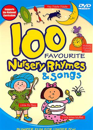 100 Favourite Nursery Rhymes and Songs Online DVD Rental