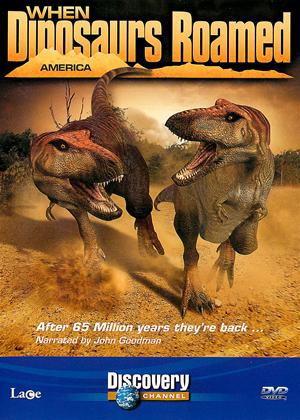 Rent Discovery Channel: When Dinosaurs Roamed America Online DVD Rental