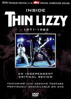 Rent Inside Thin Lizzy Online DVD Rental