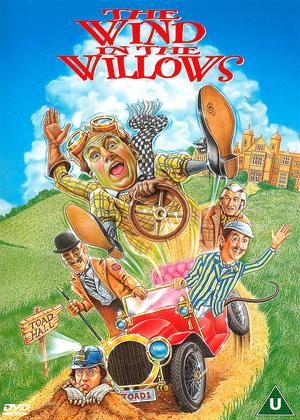 Rent The Wind in the Willows Online DVD Rental