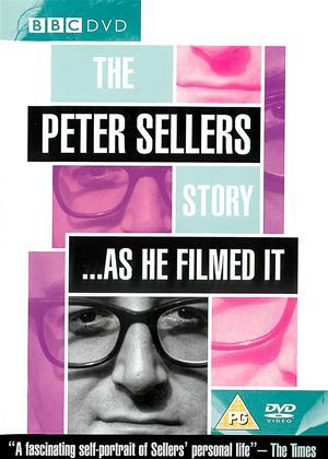 The Peter Sellers Story: As He Filmed It Online DVD Rental