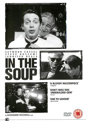 Rent In the Soup Online DVD Rental