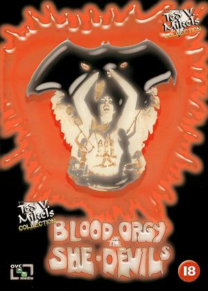 Rent Blood Orgy of the She-Devils Online DVD Rental