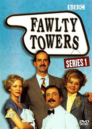 Fawlty Towers: Series 1 Online DVD Rental