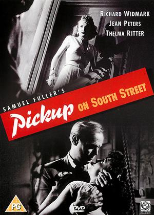 Pickup on South Street Online DVD Rental