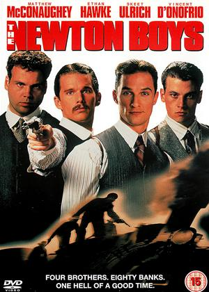Rent The Newton Boys Online DVD Rental