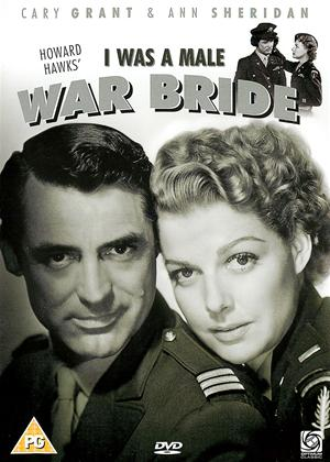 I Was a Male War Bride Online DVD Rental