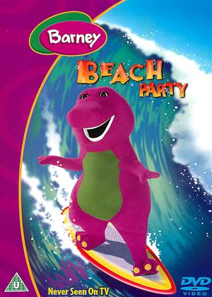 Rent Barney: Beach Party Online DVD Rental