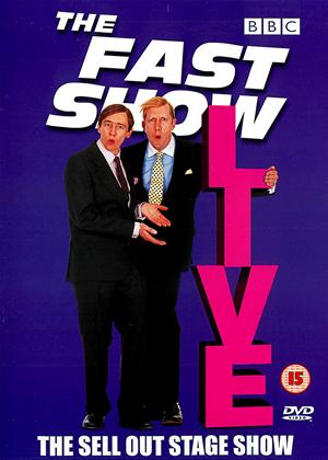 The Fast Show Live Online DVD Rental
