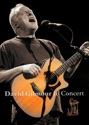 Rent David Gilmour: In Concert Online DVD Rental