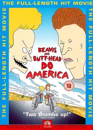 Rent Beavis and Butt-Head Do America Online DVD Rental