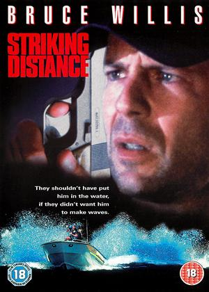 Striking Distance Online DVD Rental