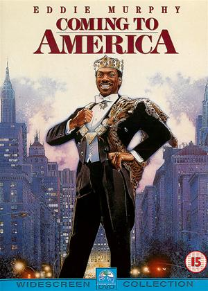 Coming to America Online DVD Rental