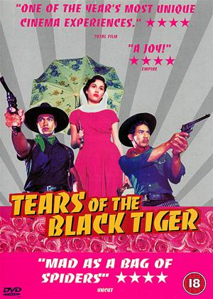 Tears of the Black Tiger Online DVD Rental