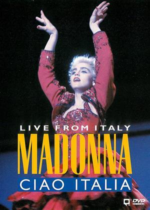 Madonna: Ciao Italia Online DVD Rental