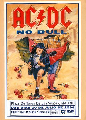 AC/DC: No Bull Live Online DVD Rental